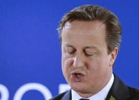David Cameron expresa su apoyo a la