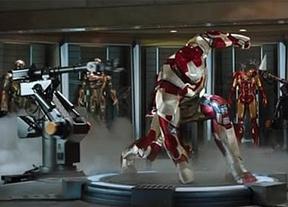'Iron Man 3' calienta motores con 17 segundos de vídeo