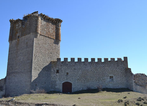 Una cadena humana rodeará el castillo de Galve de Sorbe pidiendo su rehabilitación