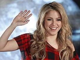 Shakira, entusiasmada con el nuevo 'Shakiro'