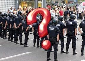Los Mossos pondrán imágenes policiales en su web para identificar a violentos... ¿Pero a ellos quién los identifica?