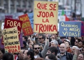 Madrid capitaliza la protesta contra la toika con 'mareas' de miles de personas