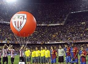 Pitar el himno no es delito, dijo la Audiencia Nacional en la anterior final Barça-Athletic