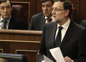 Un Rajoy no creíble, con autobombo y sin autocrítica anunció una España nueva de 'vino y de rosas'