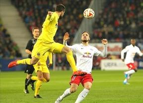 Liga Europa: el submarino emerge en Salzburgo (1-3) y el Torino domestica y elimina a los 'leones' (2-3)