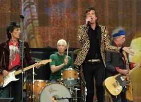 Los Stones tocan 'Sticky fingers' al completo en un concierto sorpresa