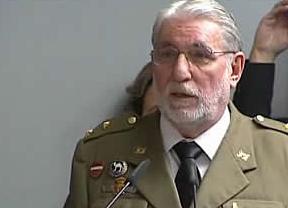 Ejército constitucional, conspiración y rebelión militar