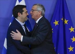 Tsipras negociará la deuda griega de forma confidencial con Juncker
