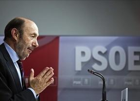 Rubalcaba anuncia en Toledo que el PSOE denunciará el 'caso Bárcenas' ante la Audiencia Nacional