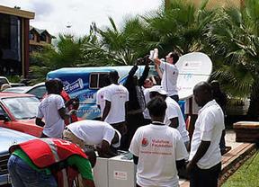 Huawei y Vodafone, juntas para facilitar las comunicaciones en situaciones de emergencia