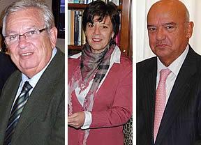 Jáuregui, Caño y del Riego debatieron sobre cómo afrontar la crisis que atraviesa el periodismo