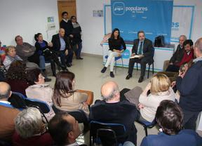 Labrador invita a los vecinos de Santa María de Benquerencia a ser parte del proyecto de ciudad del PP