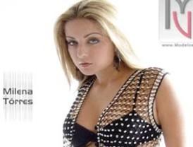 Milena Torres y sus seductores encantos