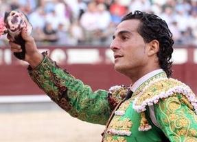 Fandiño, el más artista de los matadores en la Feria de San Isidro, gana el Trofeo Maná