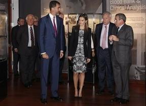 El Príncipe, tan optimista como el Gobierno, anima en EEUU a invertir en España: