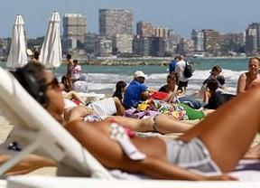 El turismo sí aporta brotes verdes: en febrero nos visitaron un 4,5% más de extranjeros