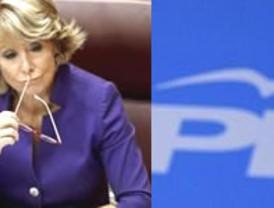La sección de Aguirre vuelve a 'toser' a Rajoy aprovechando la polémica salida de Cascos