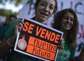 Se convoca una nueva huelga educativa para el 21, 22 y 23 de octubre