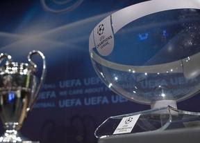 Sorteo Champions y Europa League: el jueves 20 de diciembre, horario mediodía