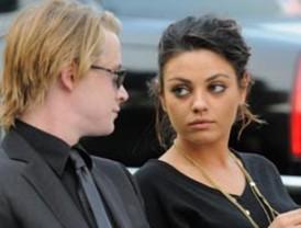 Macaulay Culkin y Mila Kunis terminaron su relación
