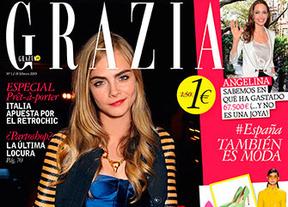 Nace una nueva revista en plena crisis del sector: 'Grazia'