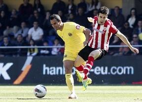 El Villareal y el Athletic se reparten los puntos en el El Madrigal con un jugoso empate (2-2)