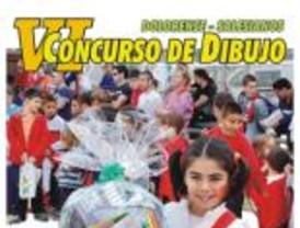 El concurso de dibujo Dolorense-Salesianos contó con 140 participantes