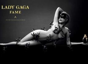 Lady Gaga se desnuda para promocionar su nuevo perfume