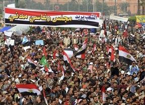 La 'toma' de la plaza de Tahir continúa: aumenta el número de muertos y heridos