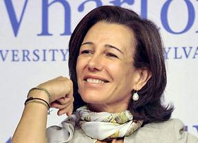Ana Patricia Botín, ¿protagonista del papel couché?