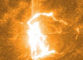 La NASA logra la observación más completa de una llamarada solar