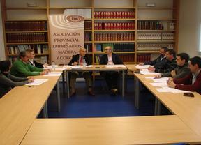 La Asociación del Corcho y la Madera de Ciudad Real analiza su presente y futuro