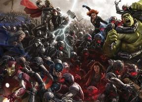 Invasión de Superhéroes: Marvel sacará diez películas entre 2015 y 2019
