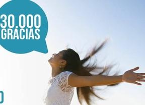 Ganemos Madrid cumple su objetivo de 30.000 firmas para presentarse a las municipales