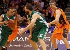 Valencia Basket busca hacer historia con su tercer título de la Eurocup defendiendo 13 puntos ante el Unics Kazan