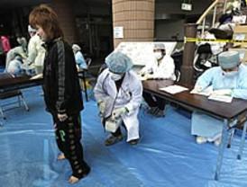 El Gobierno japonés asegura que la actual radiación no supone un riesgo inmediato para la salud