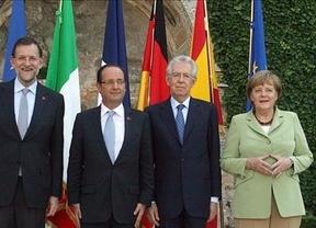 Europa sigue enferma: las economías de Francia y Alemania no dan alegrías