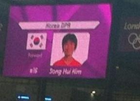 Bochornoso ridículo de los Juegos Olímpicos al confundir a las dos Coreas