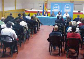 El PP insiste en aplicar políticas de austeridad en el gasto en Guadalajara