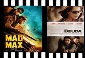 'Mad Max', 'Cautivos' o 'La deuda', en los estrenos de cartelera