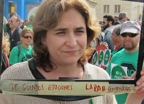 De 'Podemos' a 'Ganemos': una plataforma ciudadana liderada por Ada Colau pretende aprovechar el tirón de la de Pablo Iglesias