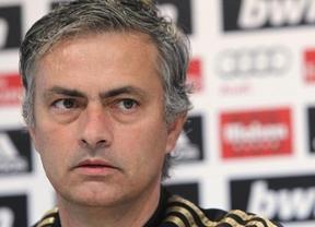 Mourinho, cazado en una mentira