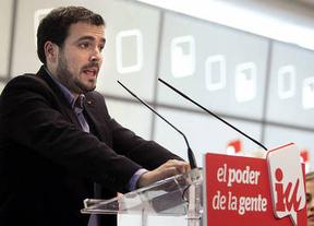 Alberto Garzón (IU) denuncia
