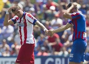 Levante y Atlético empatan y no certifican sus objetivos