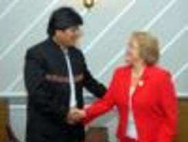 Bachelet reafirmó su voluntad por seguir avanzando en la integración con Bolivia