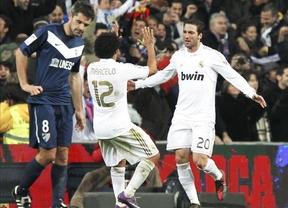 El Madrid consigue una remontada de ganador (3-2) ante el Málaga