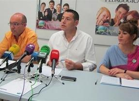 Denuncian que el próximo curso la Junta dejará de contratar a 1.200 docentes
