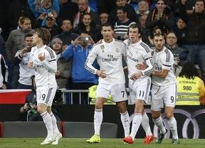 Bale y el Madrid se reencuentran con el gol y con la afición ante un Levante asustado que lo puso muy fácil (2-0)
