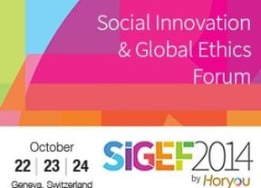 Se acerca el día de apertura del Foro de Innovación Social y Ética Global