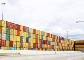 Las exportaciones en España representan el 25% del PIB en 2014
